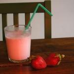 Milk-shake aux fruits