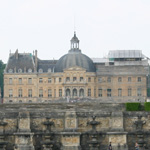 Coloriage Chateau Vaux Le Vicomte.Vaux Le Vicomte